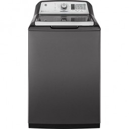 GE 27-Inch Top Load Washer with 5 cu. ft. Capacity