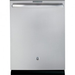 GE Profile 24-Inch Stainless Steel Fully Integrated Dishwasher